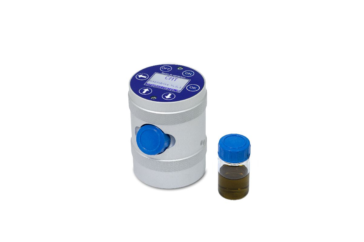 Marine Testing Solutionsinsoluble Test Meter Consumables