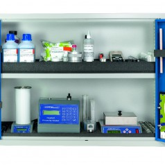 Multi Parameter Test Cabinet Options